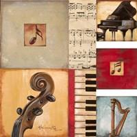 Music Fine Art Print