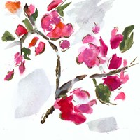 Spring Floral II Fine Art Print
