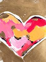 Heart Full of Love II Fine Art Print