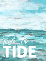 Ride The Tide Fine Art Print