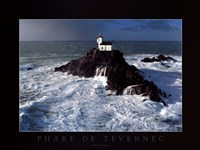 "Phare de Tevennec by Valery Hache - 32"" x 24"""