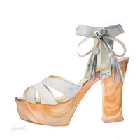 BOHO Stiletto Fine Art Print
