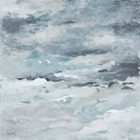 Sea Meets Storm II Fine Art Print