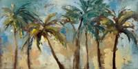 Island Morning Palms Fine Art Print