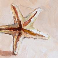 Copper Starfish Fine Art Print