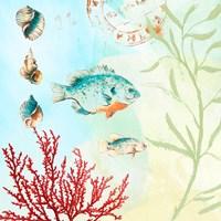 Deep Sea Coral II Fine Art Print
