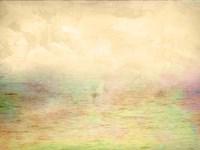 Misty Ocean I Fine Art Print
