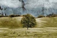 Tree in the Valley Fine Art Print