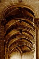 Arches St Eustache I Fine Art Print