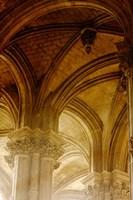 Arches St Eustache II Fine Art Print