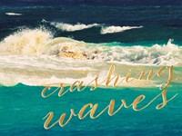 High Waves II Fine Art Print