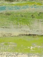 Organic Green II Fine Art Print
