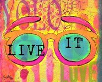 Sunglasses II Fine Art Print
