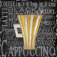 Coffee of the Day II Fine Art Print