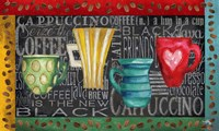 Coffee of the Day Fine Art Print