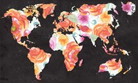 World Florals Fine Art Print