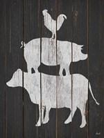 Farm Stack Fine Art Print