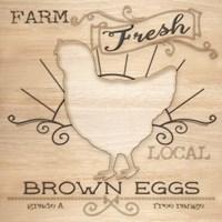 Country Organic Dairy II Fine Art Print