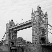 London Scene I Fine Art Print