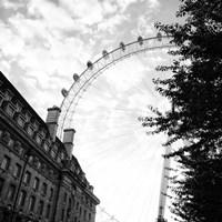 London Scene III Fine Art Print
