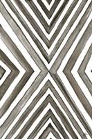 Angled Black & White Fine Art Print