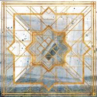 Deco Square I Fine Art Print