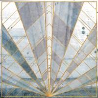Deco Square II Fine Art Print