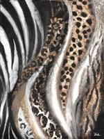 Light African Touch I Fine Art Print
