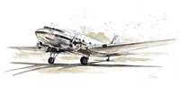 DC3 Airplane Fine Art Print