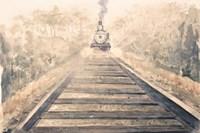 Railway Bound Fine Art Print