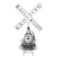 Railroad Crossing Fine Art Print