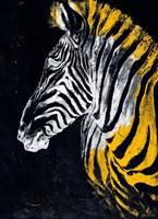 Stained Safari II Fine Art Print