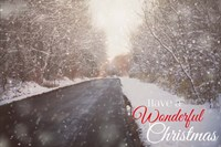 Wonderful Christmas Fine Art Print