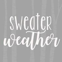 Sweater Weather Fine Art Print