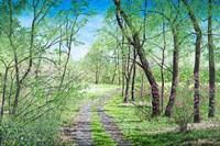 Spring's Poetry Fine Art Print