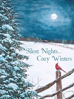 Cozy Winters Fine Art Print
