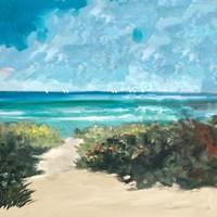 Oceanside I Fine Art Print