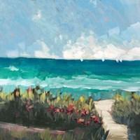 Oceanside II Fine Art Print