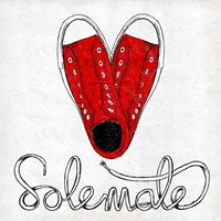Sole Mate Fine Art Print