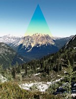 Mountain Peak Fine Art Print
