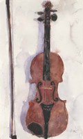 The Violin Fine Art Print