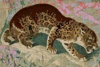 Concrete Jungle Cat I Fine Art Print