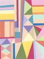 Confetti Structure II Fine Art Print