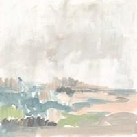 Sweet Lagoon I Framed Print