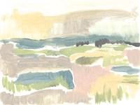 Sweet Marsh II Framed Print