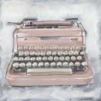 Vintage Typewriter IV Fine Art Print