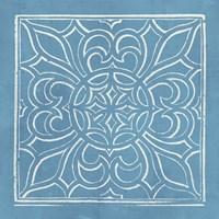 Garden Schematic VI Framed Print
