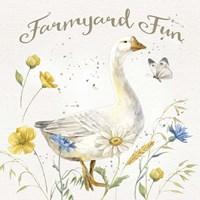 Nostalgic Farm VI Fine Art Print