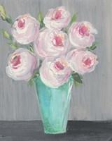 Sorbet Floral II Fine Art Print