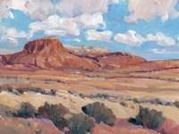 Desert Heat II Fine Art Print